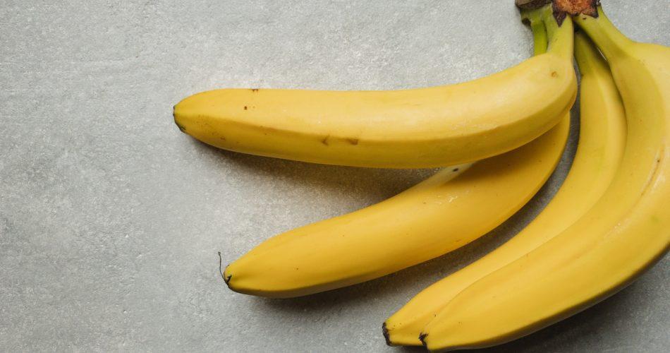 zijn bananen gezond?