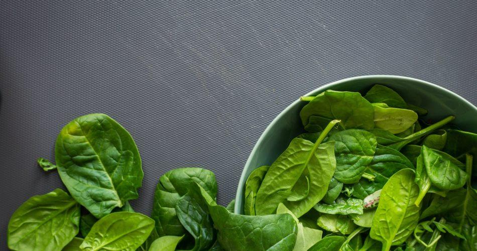 is spinazie gezond