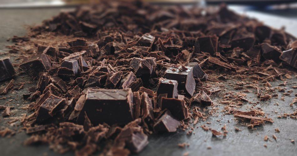 is pure chocolade gezond